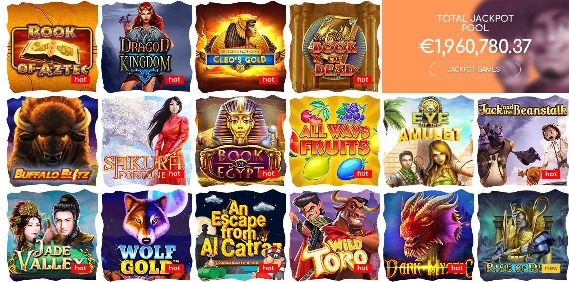 lokicasino games